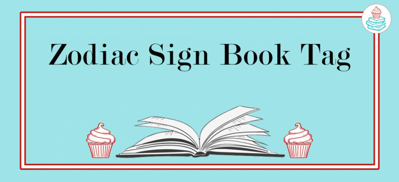 Zodiac Sign Book Tag