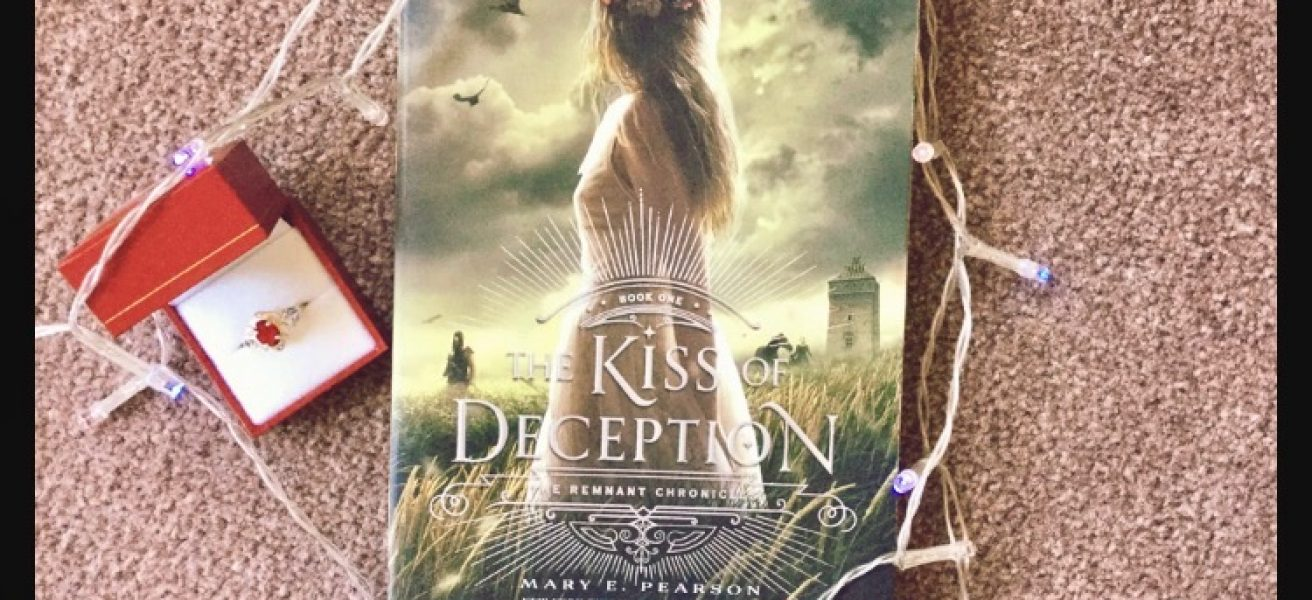 The Kiss of Deception Book Review
