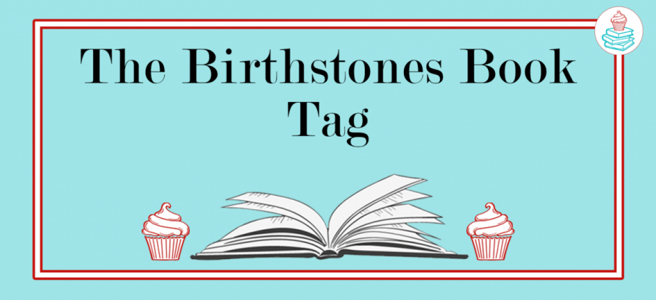 The Birthstones Book Tag