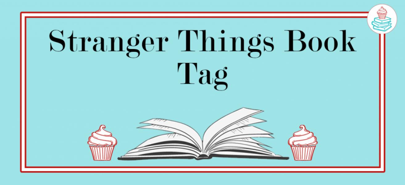 Stranger Things Book Tag