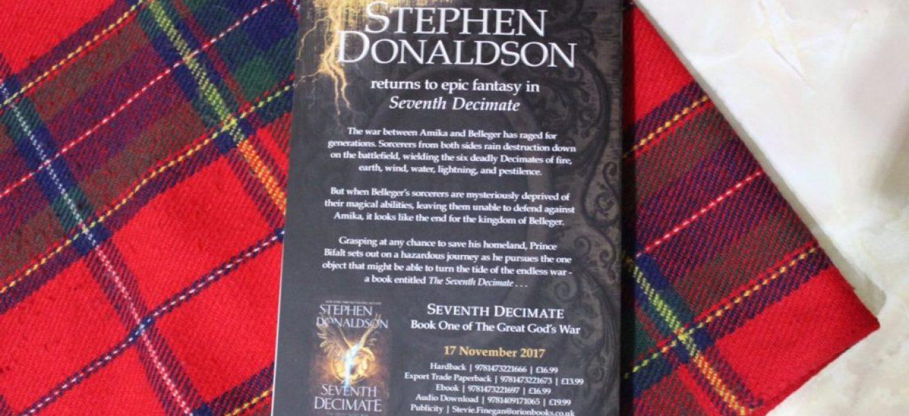 Seventh Decimate Book Review