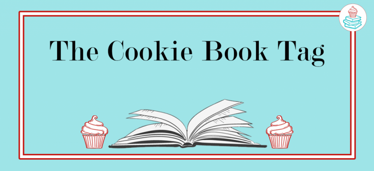 cookie book tag