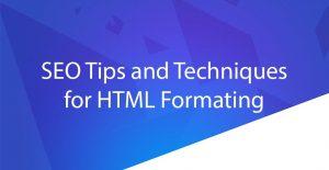 SEO HTML Blog
