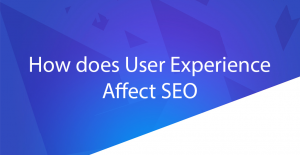 SEO User Experience Blog