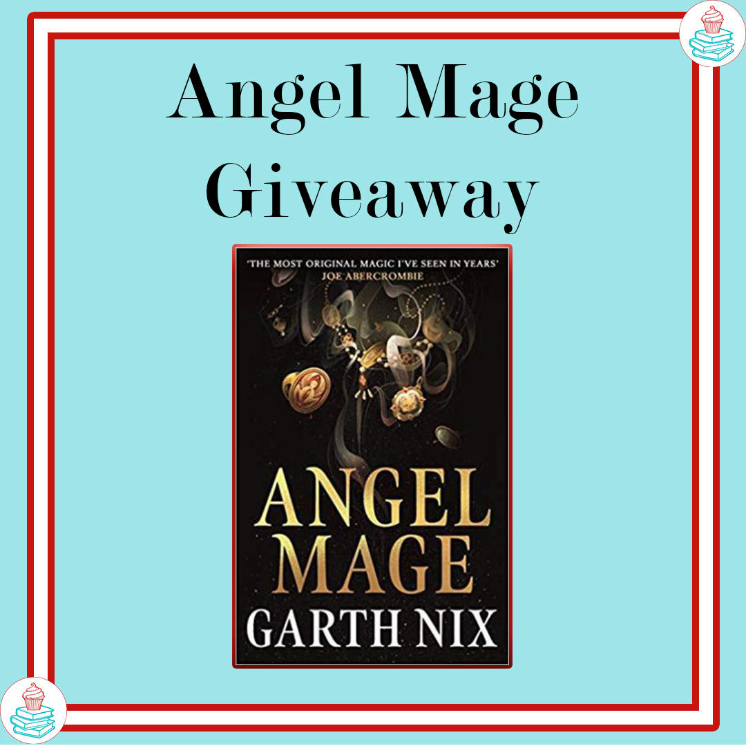 Angel Mage Giveaway Graphic